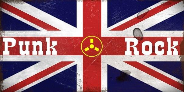 Панк-рок – музыкальный жанр, одно из направлений  рок-музык, возник  в первой половине 70-х в США, а средине 70-х в Великобритании.