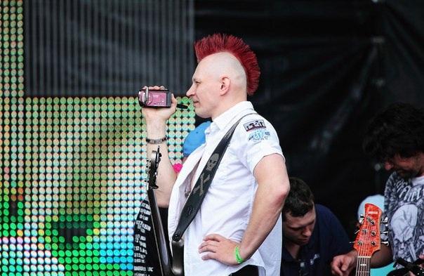 Фото с выступления группы «Король и Шут» на фестивале «Рок над Волгой» (11.06.2012)