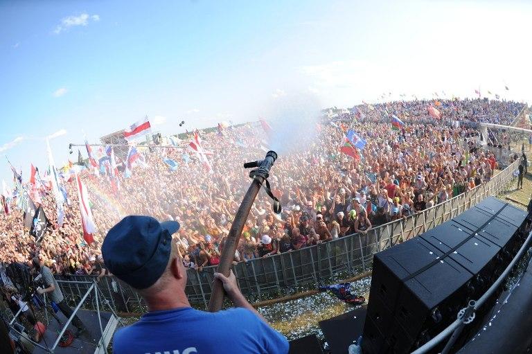 Рок-фестиваль Нашествие- 2012