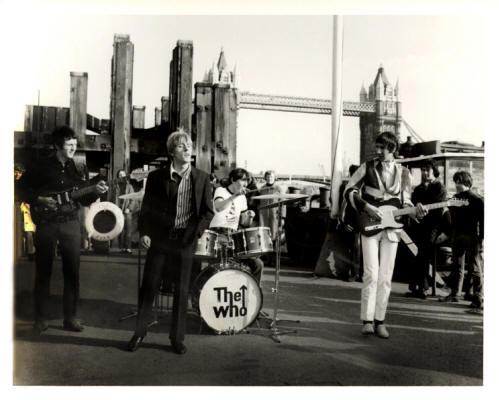 «The Who» - английская рок группа, образована в 1964 году.