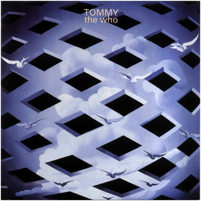 Thu Who - Tommy- рок опера.