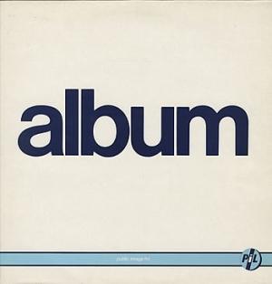 «Album» - выпущен: 3 февраля 1986