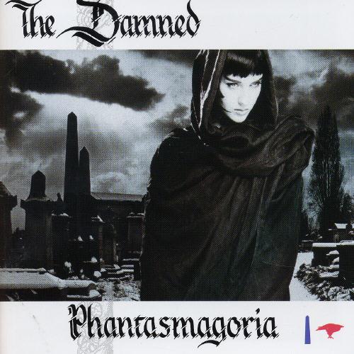 The Damned записывают студийный альбом «Phantasmagoria», который ещё больше чем предидущий ориентирован на поп.
