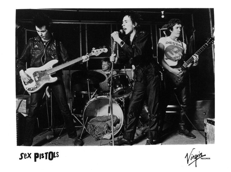 Sex Pistols были как гром среди ясного неба.
