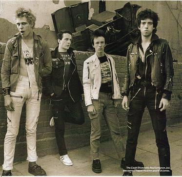отражено  в песне  «Garageland», знаменитой  The Clash.