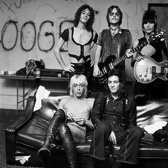 The Stooges – которые дали толчок хардкору  в панк-роке.