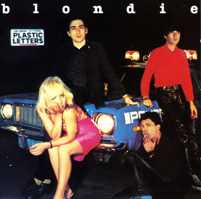В феврале 1978 года Blondie выпускают свой второй альбом «Plastic Letters»