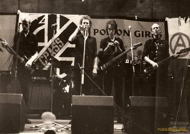 Crass - английская панк-рок группа, была образована в 1977 году.