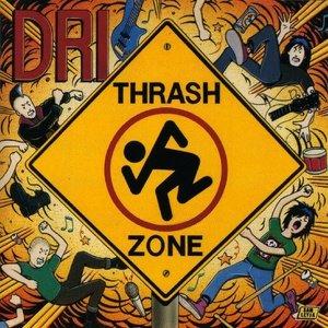 1989 год вышел наиболее металлический альбом группы под названием Thrash Zone