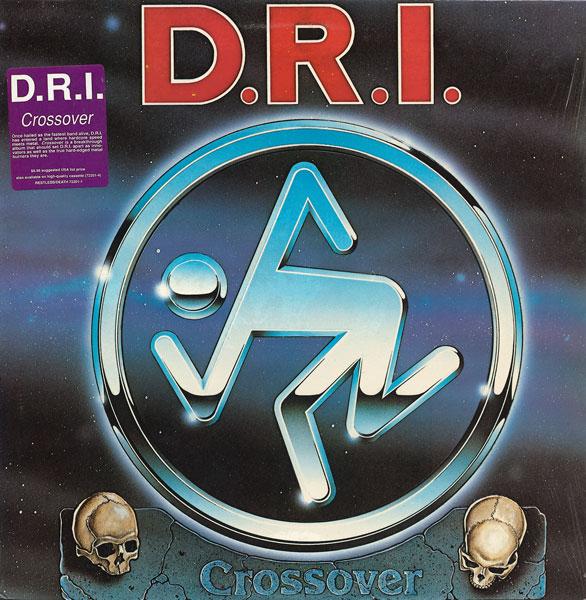 1987 году D.R.I. выпускают свой третий альбом «Crossover»