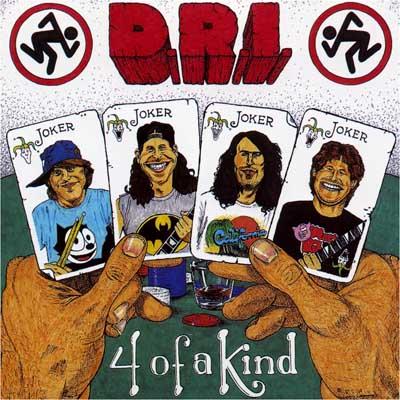 В 1988 году выходит следующий альбом группы «4 ofaKind», опять же исполнений в чисто металлическом стиле.