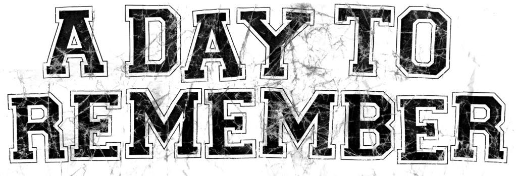 A Day to Remember (ADTR) — панк - группа из Флориды (США) образовалась в 2003 году
