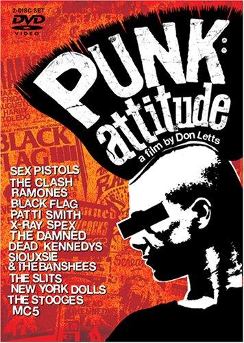 Угол зрения: История панк-рока ( Punk: Attitude)-2005 США, Великобритания