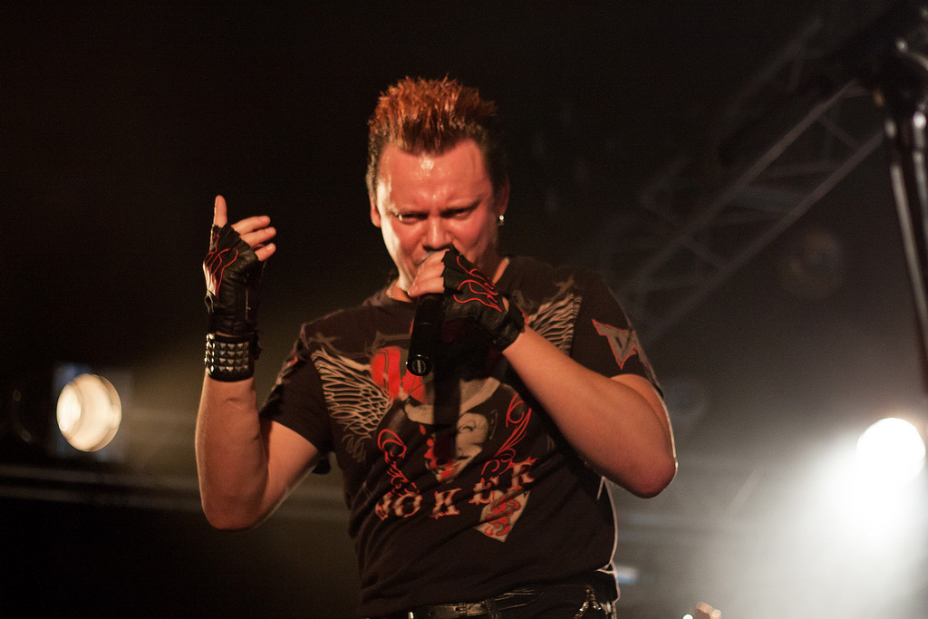 20 октября в Питере состоялась долгожданная  презентация нового альбома группы «КняZz»- «Тайна Кривых Зеркал».