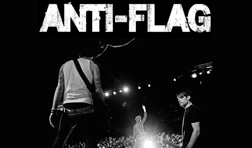 Anti-Flag - панк-рок группа из Питсбурга, США. Основана в 1988 году.