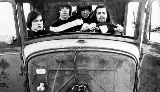 В 1980 году The Seeds были реформированы в оригинальном составе