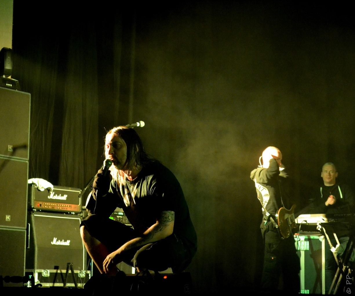 """14.12.2012 панк-группа """"Король и Шут"""" выступила с сольным концертом в Барнауле. Представляем несколько фото с концерта (фото-Полины Прошиной)"""