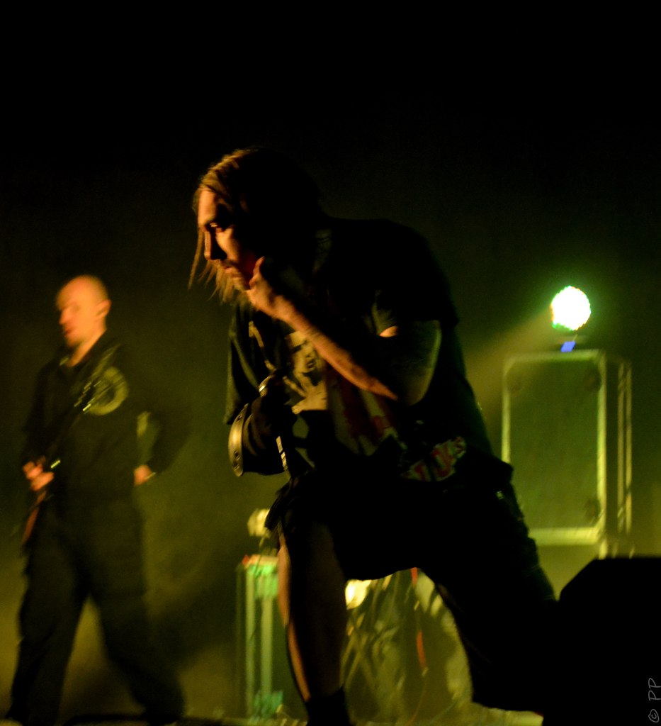 """14.12.2012 панк-группа """"Король и Шут"""" выступила с сольным концертом в Барнауле. Представляем несколько фото с концерта"""