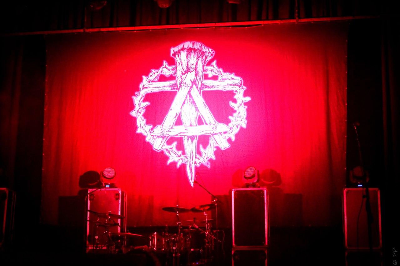 """14.12.2012 панк-группа """"Король и Шут"""" выступила с сольным концертом в Барнауле."""