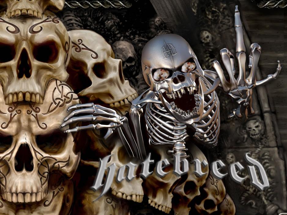 Hatebreed—хардкор-панк-группа из города Нью-Хэвэн (США)