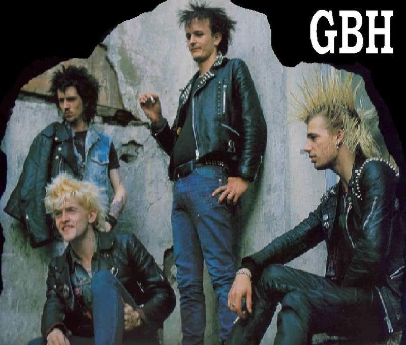 G.B.H.— панк-рок группа из Великобритании, выступающая в стилях стрит-панк и хардкор.
