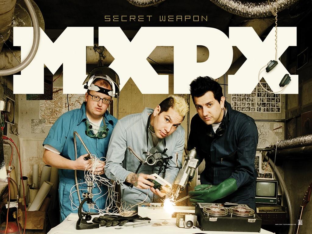 MxPx —панк-рок-группа из города Бремертон штат Вашингтон (США)