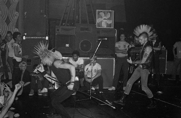 G.B.H.— панк-рок группа из Великобритании