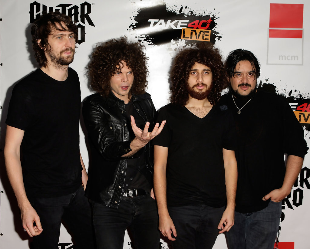 Wolfmother+Host+Free+Outdoor+Sydney+Concert