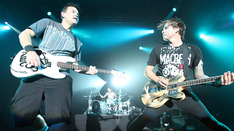 Blink 182 (группа)